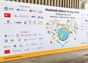 Edmund Motor Pte Ltd is a Platinum-corporate tier donor for Maybank Global Corporate Responsibility Day 2018. Their donations benefitted non-profit organisations under Community Chest such asBefrienders, Montfort Care, Institute of Mental Health and MINDS.